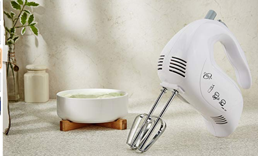 Orpat OHM-207 Hand Mixer