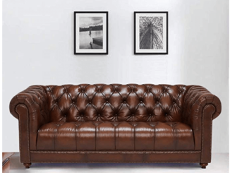 best chesterfield sofa designs india
