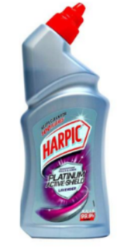 Harpic Platinum Active-Shield Toilet Cleaner