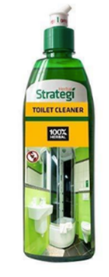 Strategi Herbal Toilet Cleaner
