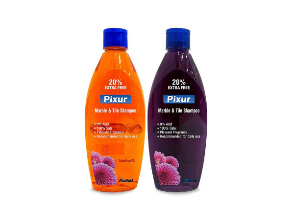 Pixur Marble and Tile Shampoo Floor Cleaner for Home, Kitchen, Bathroom