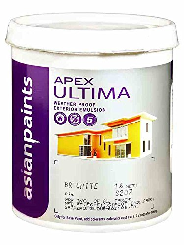 Apex Ultima Weather Proof Exterior Paint