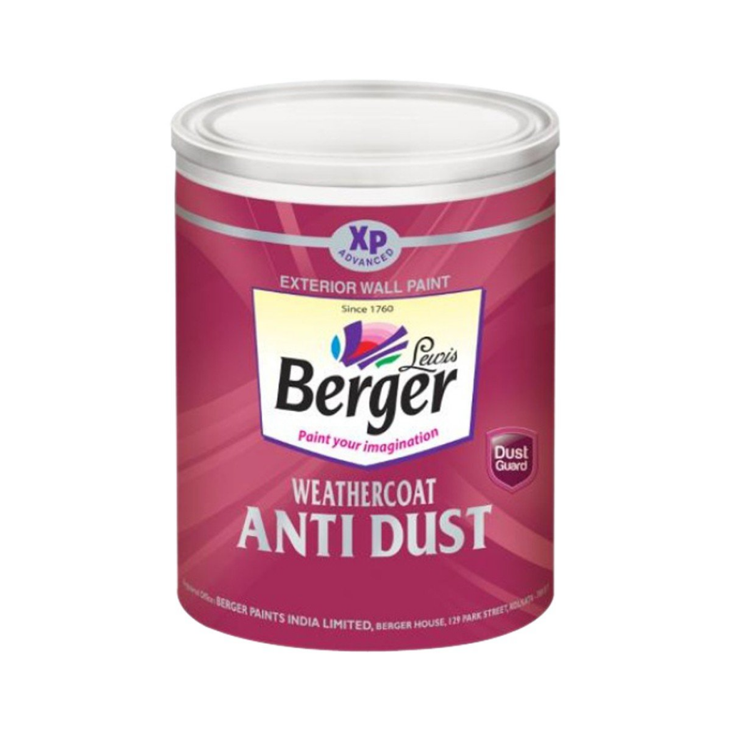 Berger Weather Coat Anti Dust Paint