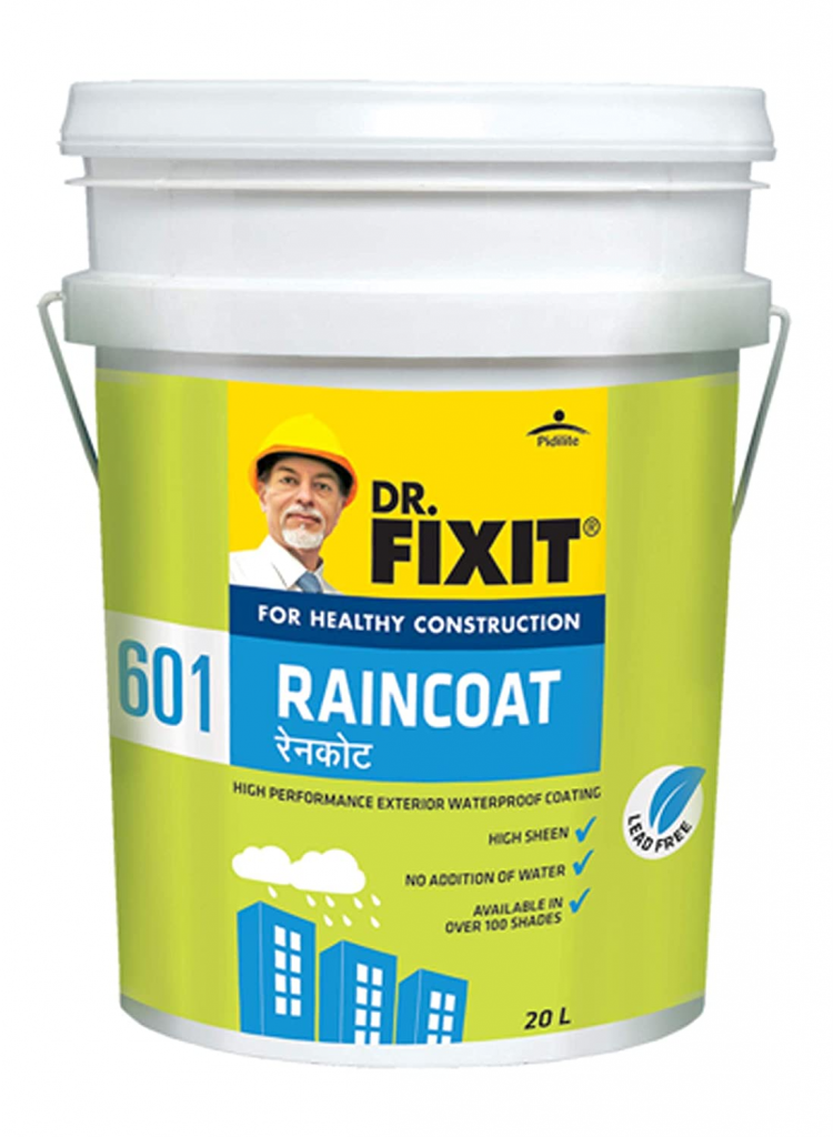 Dr Fix It Raincoat