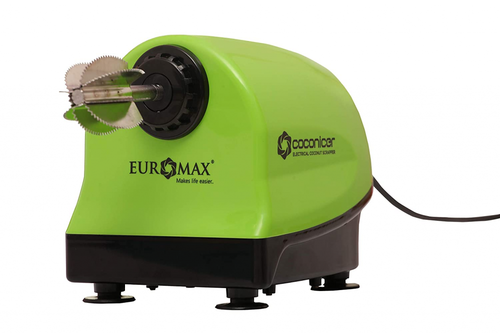 Euromax Industries Electric Coconut Scrapers