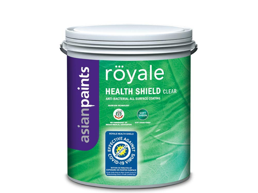 Royal Health Shield Paint