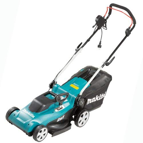 Sansar Green Makita ELM3720 Electric Lawn Mower