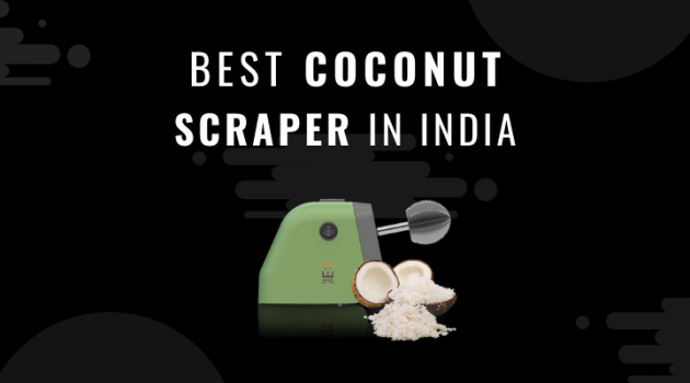 best coconut scarper in india