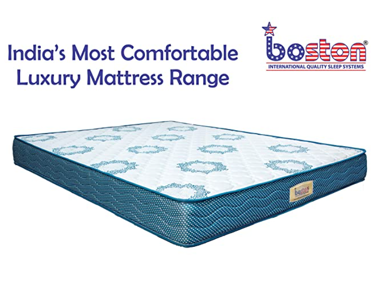 Boston Classic Five Inch Orthopaedic Dual Comfort King Size Mattress