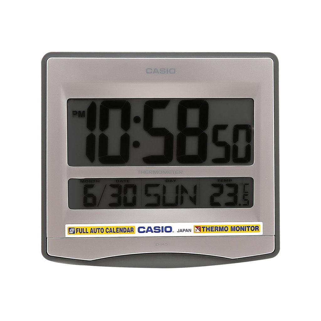 Casio Digital Wall Clock