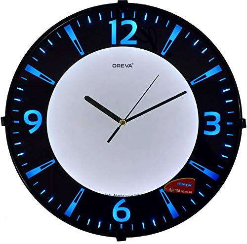 Oreva Analog Wall Clock