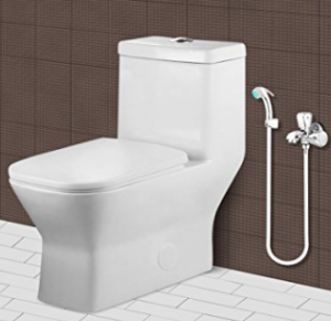 Hindware F160013 ABS Health Faucet Cleaning System